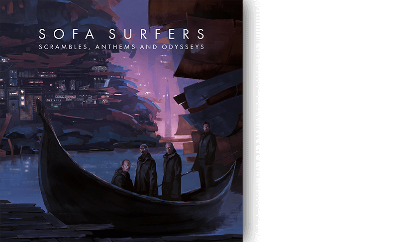 Sofa Surfers - Scrambles, Anthems and Odysseys - Digital